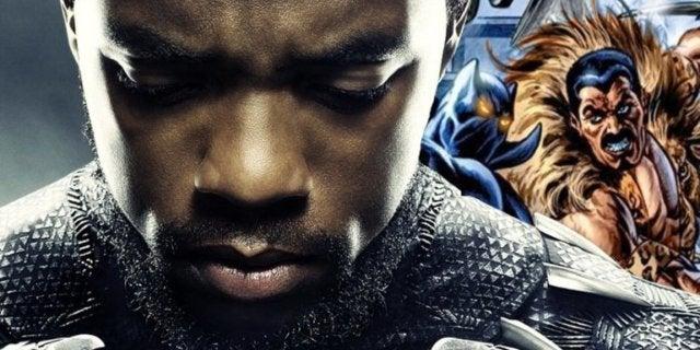 Black Panther Kraven the Hunter comicbookcom