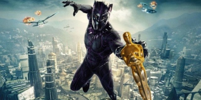Black Panther Oscar nomination ComicBookcom