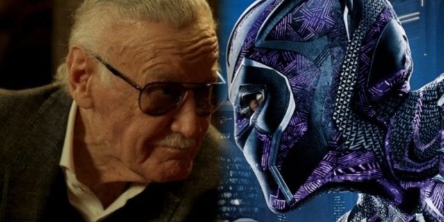 Black Panther Stan Lee comicbookcom