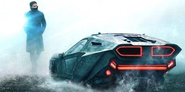 blade runner 2049 flying car