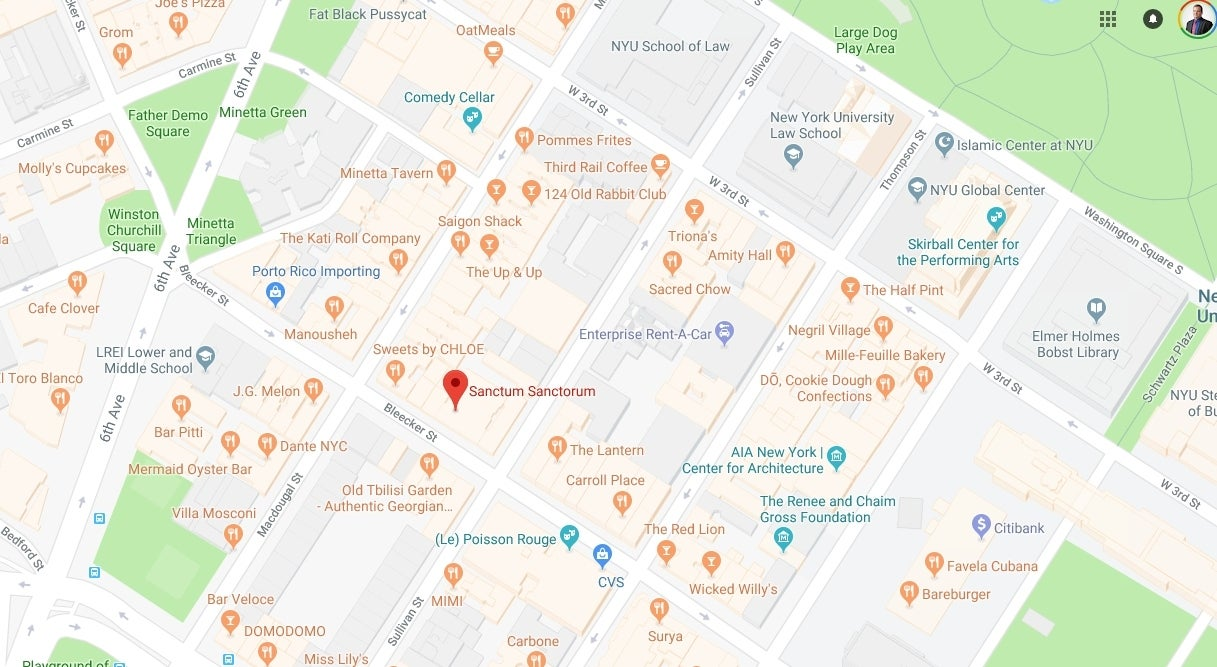 bleecker-street-google-maps