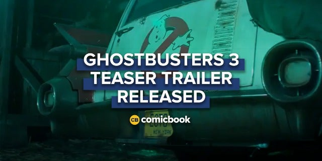 BREAKING: Ghostbusters Teaser Trailer Released screen capture