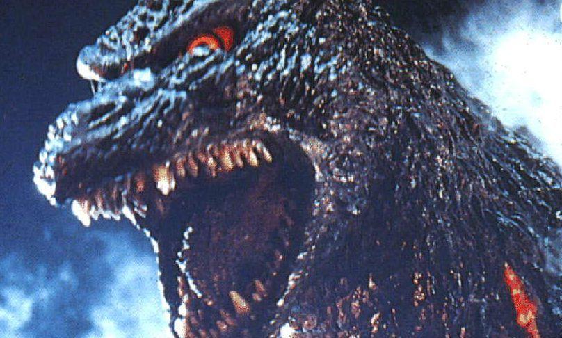 Burning-Godzilla