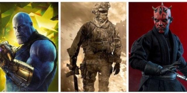 Call of Duty MCU