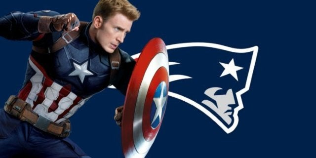 Captain America Chris Evans Patriots