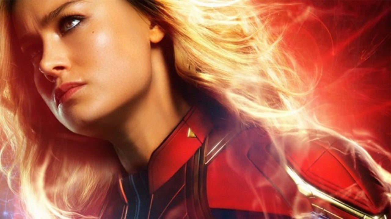 Captain Marvel Is Already Being Review Bombed On Rotten Tomatoes