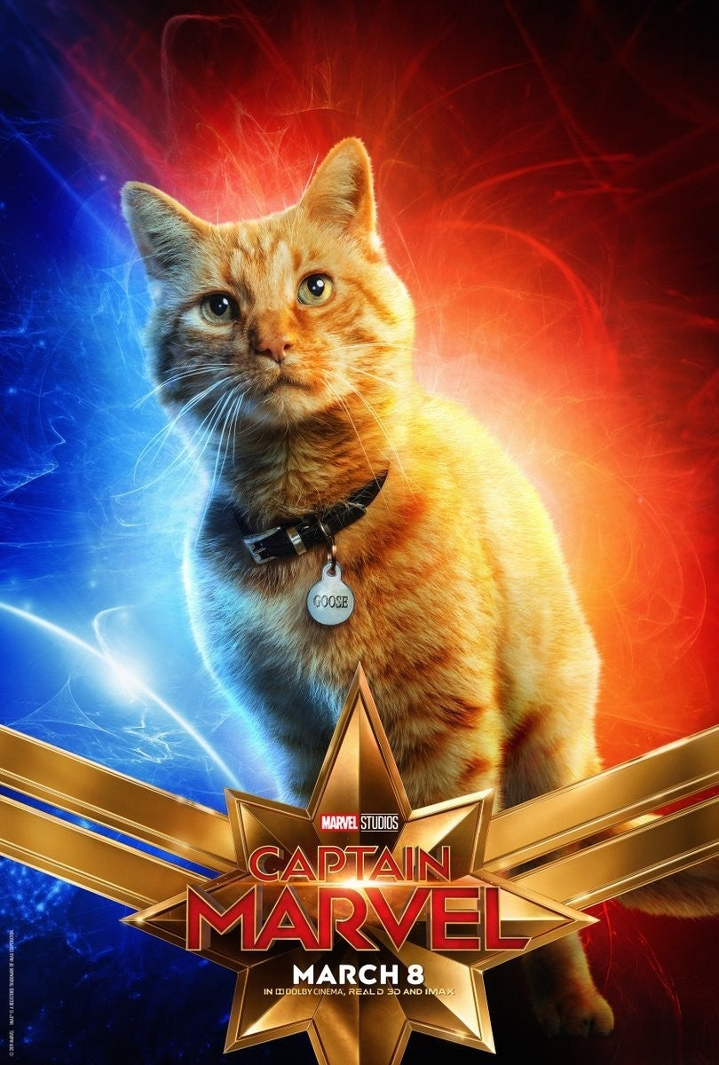 Captain-Marvel-Character-Poster-Goose