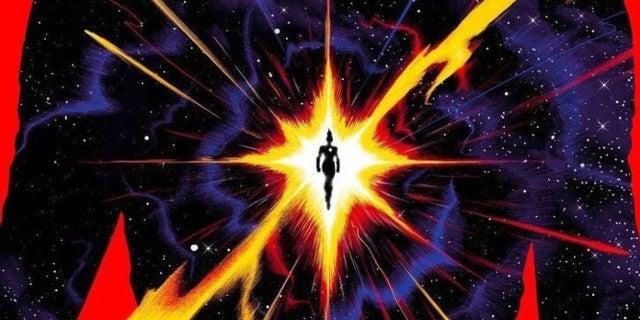 Captain Marvel Empire Cover Art