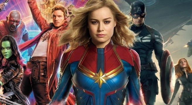 captain marvel guardians of the galaxy captain america winter soldier