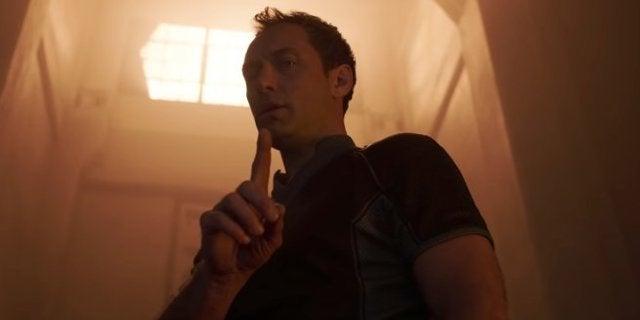 Captain Marvel Jude Law Yon Rogg Powers
