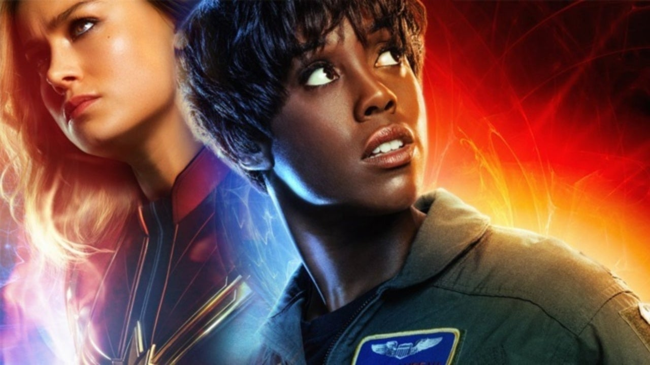 'Captain Marvel's Brie Larson Breaks Down Carol's Relationship With Maria