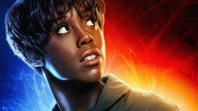 Captain Marvel Maria Reambeau Photon Lashana Lynch