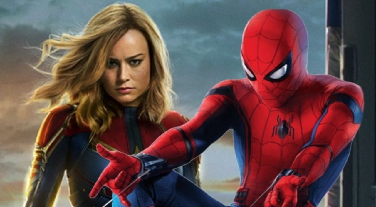 Marvel Fan Points Out Hilarious Difference Between Captain Marvel and Spider-Man