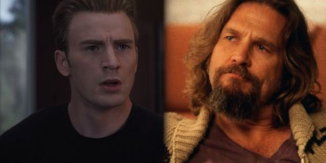 Chris Evans Jeff Bridges The Dude