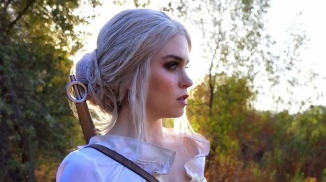The Witcher' Comes to Life With This Ciri Cosplay