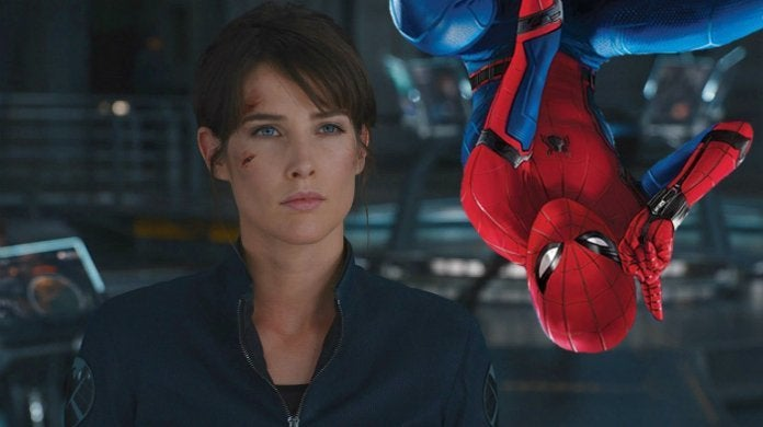 Cobie Smulders Spider-Man Far From Home Trailer Reaction