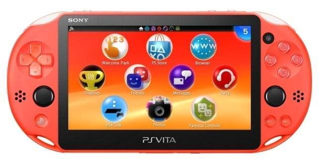 PS Vita Just Randomly Got a New Update