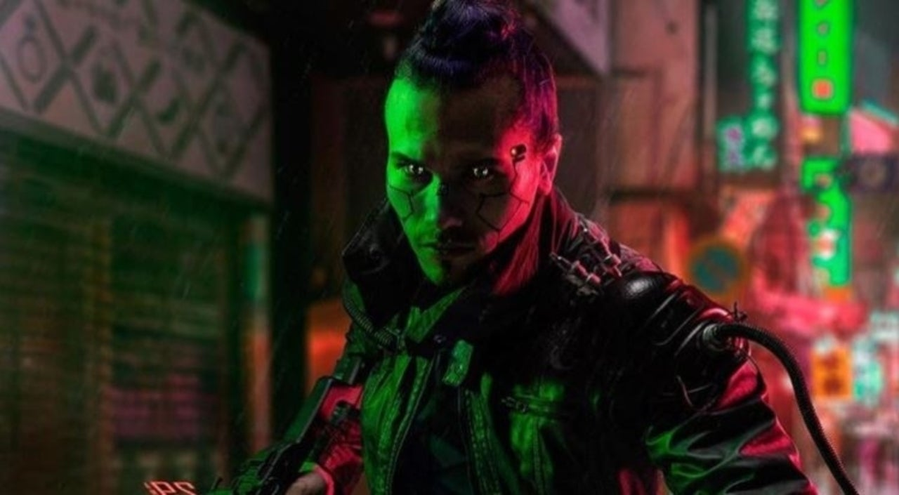 This 'Cyberpunk 2077' Cosplay Was So Impressive, Even the Devs Shared It