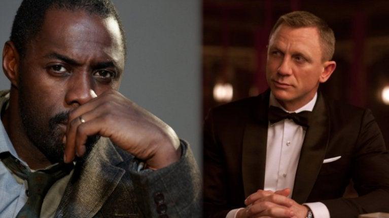 Daniel Craig Idris Elba