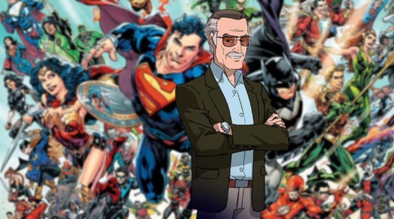 DC Entertainment Releases Comic Book Tribute to Stan Lee