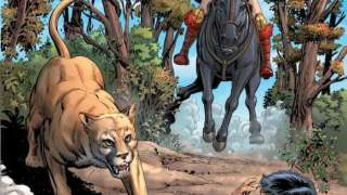 Jerry Ordway Talks 'Primal Age,' DC's Foray Into Target