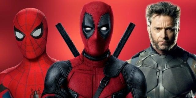 Deadpool Wolverine Spider-Man ComicBookcom