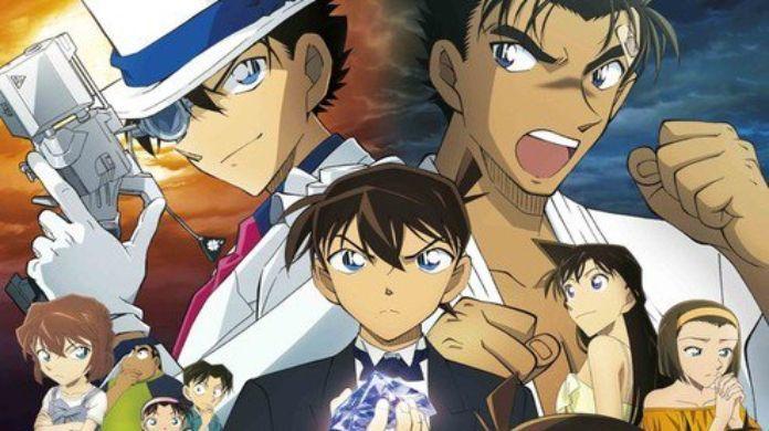 Detective-Conan-Blue-Sapphire-Poster
