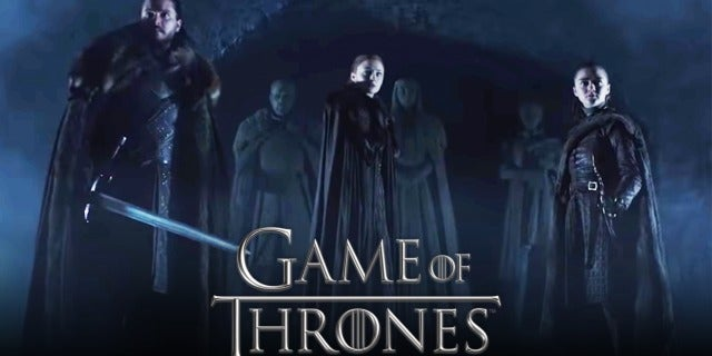 Did Game of Thrones Just Tease the Deaths of the Starks - ONE SHOT screen capture