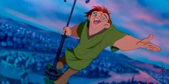 Disney live action Hunchback Movie