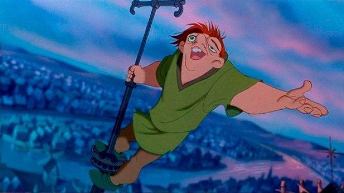 Disney live action Hunchback Movie