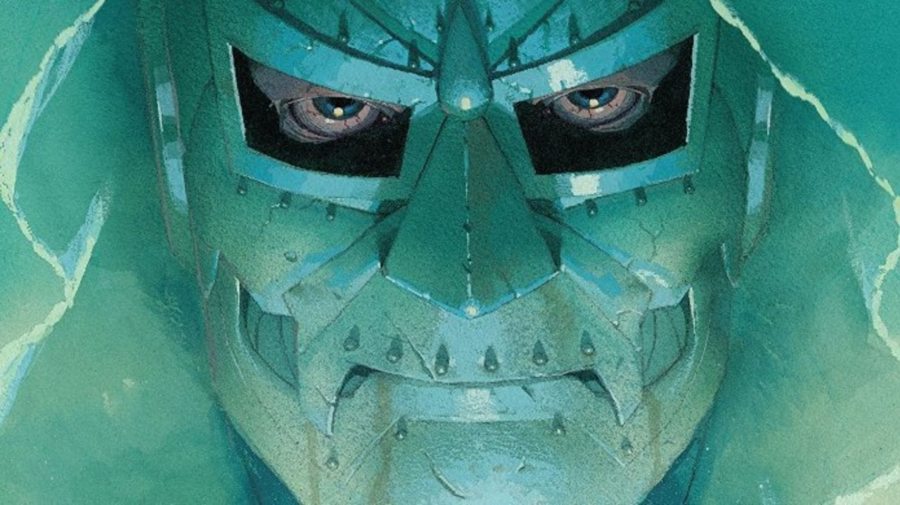 Previously Announced 'Doctor Doom' Movie's Fate Still Undecided