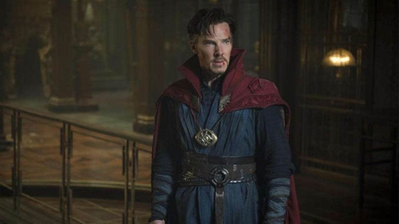 Doctor Strange in the Multiverse of Madness Logo Revealed