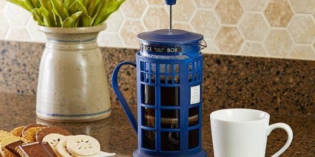 doctor-who-tardis-coffee-french-press