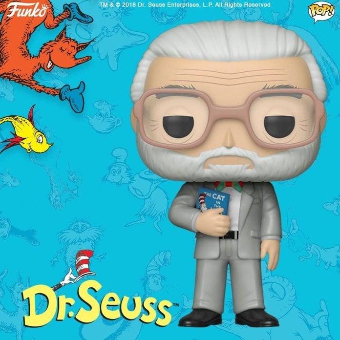Hop On the Dr. Seuss Funko Pop