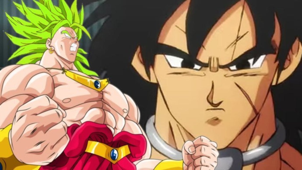 Dragon Ball Super Debate Asks Whether New Or Old Broly Is Better