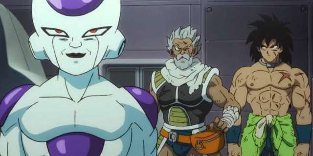 Dragon Ball Super Broly Canon Changes