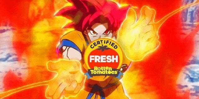 Dragon Ball Super Broly Certified Fresh Rotten Tomatoes