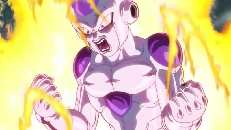 Dragon Ball Super Broly Freeza