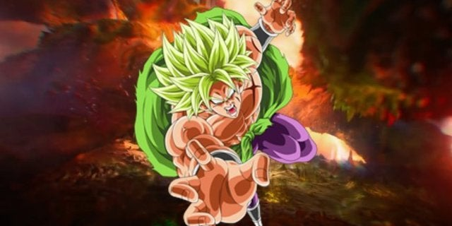 Dragon Ball Super Broly Gogeta Fight Other Dimension