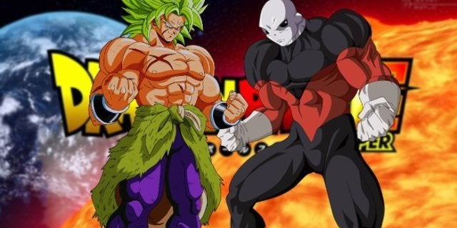 Dragon Ball Super Broly vs Jiren Fight Strongest Powers