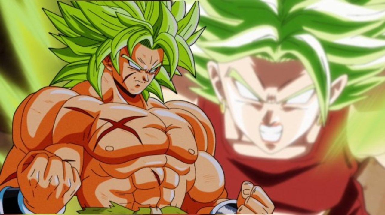 Dragon Ball Super Broly Is Broly A Male Kale