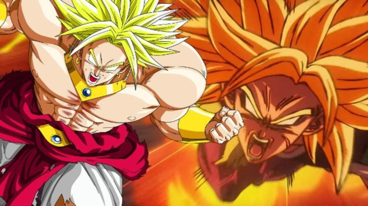 Dragon Ball Super The Differences Between New And Old Broly