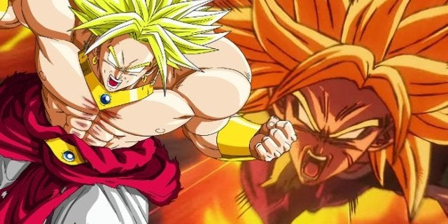 Dragon Ball Super Z Broly Original Movie Reboot Differences