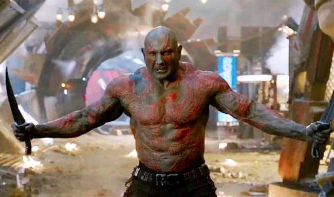 Early 'Guardians Of The Galaxy' Concept Art Reveals Much Different Look For Drax