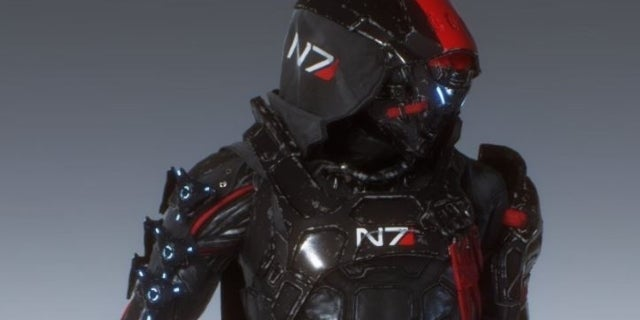 'Anthem': New Look at Storm Javelin's 'Mass Effect' N7 Armor