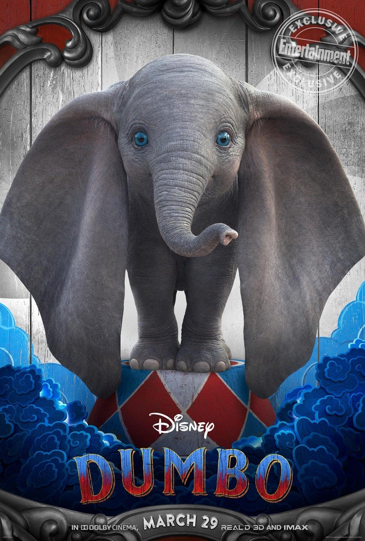 dumbo poster 1