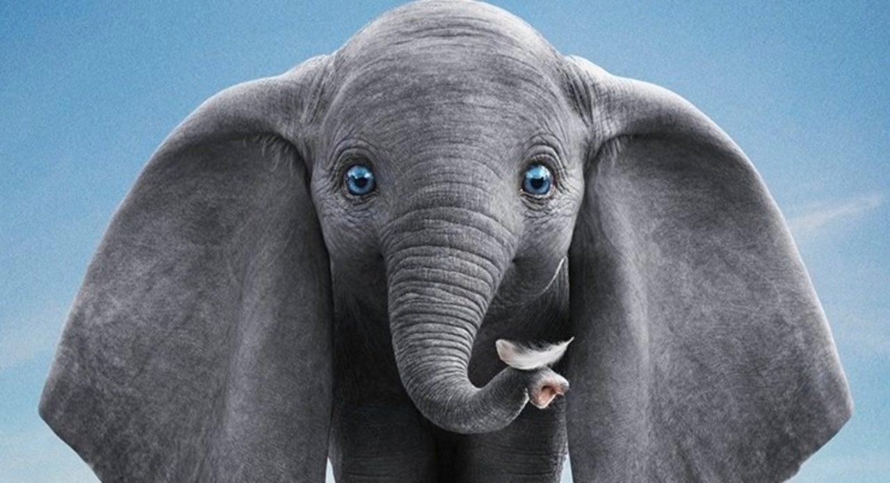 Disney Releases New Dumbo Poster