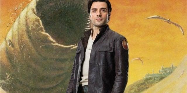 Dune Oscar Isaac