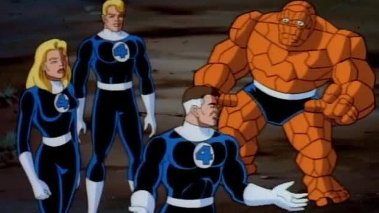 Fantastic-Four-Animated-Series