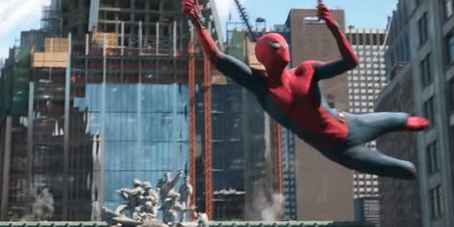 'Spider-Man: Far From Home': Fans Can't Stop Talking About The Building Under Construction